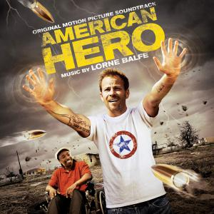 American Hero Original Motion Picture Soundtrack. Лицевая сторона. Click to zoom.