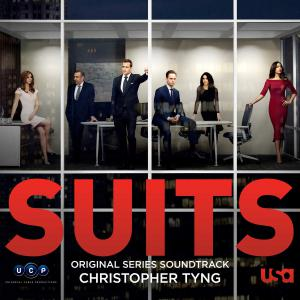Suits Original Series Soundtrack. Лицевая сторона. Click to zoom.