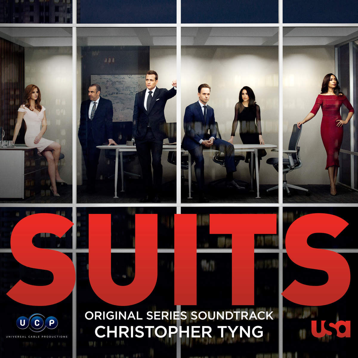 Fandom - Suits Soundtrack: Music Inspired by the TV Series