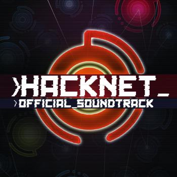Hacknet Official Soundtrack. Front. Click to zoom.
