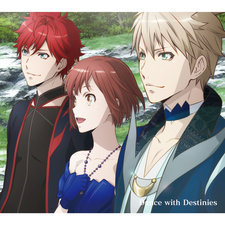 "TV Anime ""Dance with Devils"" Musical Collection 'Dance with Destinies'. Передняя обложка. Click to zoom."