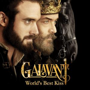 "World's Best Kiss From ""Galavant"" - Single. Лицевая сторона . Click to zoom."
