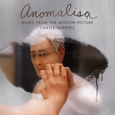 Anomalisa Music from the Motion Picture. Передняя обложка. Click to zoom.
