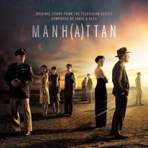 Manhattan Original Score from the Television Series. Лицевая сторона. Click to zoom.