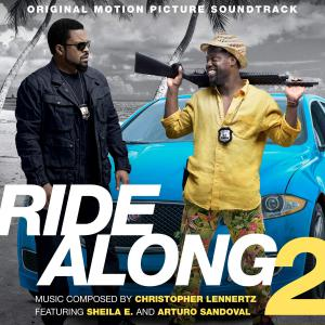 Ride Along 2 Original Motion Picture Soundtrack. Лицевая сторона. Click to zoom.