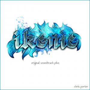 ikenie Original Soundtrack Plus. Лицевая сторона . Click to zoom.