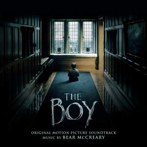 Boy Original Motion Picture Soundtrack, The. Лицевая сторона. Click to zoom.