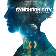 Synchronicity Original Motion Picture Soundtrack. Передняя обложка. Click to zoom.