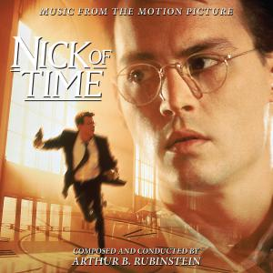 Nick of Time Music from the Motion Picture. Лицевая сторона. Click to zoom.