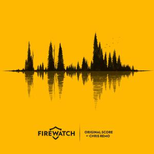 Firewatch Original Score. Лицевая сторона. Click to zoom.