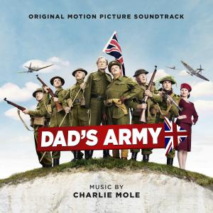 Dad's Army Original Motion Picture Soundtrack. Лицевая сторона. Click to zoom.