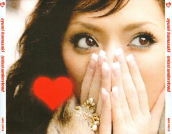 (miss)understood / Ayumi Hamasaki  [Limited Edition]. Front. Click to zoom.