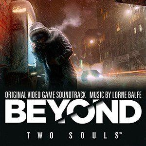 BEYOND: Two Souls Original Soundtrack. Лицевая сторона . Click to zoom.