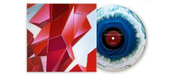 Amplitude Soundtrack. Front + Vinyl. Click to zoom.