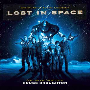 Lost in Space Original Motion Picture Soundtrack. Лицевая сторона. Click to zoom.