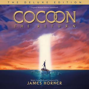 Cocoon: The Return Original Motion Picture Soundtrack (The Deluxe Edition). Лицевая сторона. Click to zoom.
