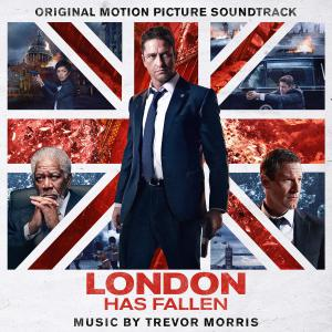 London Has Fallen Original Motion Picture Soundtrack. Лицевая сторона. Click to zoom.