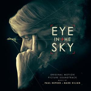 Eye in the Sky Original Motion Picture Soundtrack. Лицевая сторона. Click to zoom.