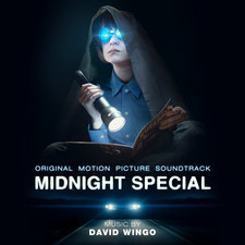 Midnight Special: Original Motion Picture Soundtrack. Передняя обложка. Click to zoom.