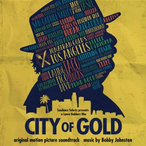 City of Gold Original Motion Picture Soundtrack. Лицевая сторона. Click to zoom.