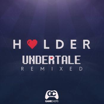 Undertale Remixed. Front. Click to zoom.