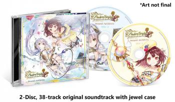 Atelier Sophie: The Alchemist of the Mysterious Book Sound Archives. Advertisement. Click to zoom.