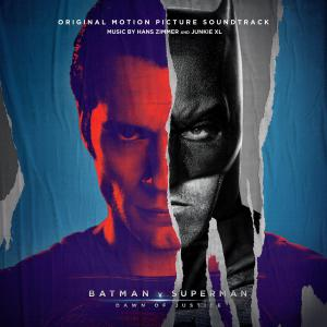 Batman v Superman: Dawn of Justice Original Motion Picture Soundtrack (Deluxe Edition). Лицевая сторона . Click to zoom.