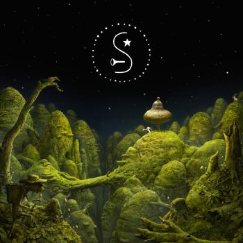 Samorost 3 Soundtrack. Front. Click to zoom.
