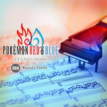 Pokémon Red & Blue: Piano Solo. Front. Click to zoom.