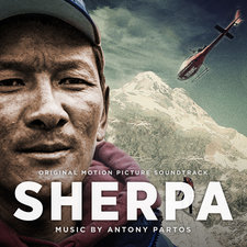 Sherpa Original Motion Picture Soundtrack. Передняя обложка. Click to zoom.
