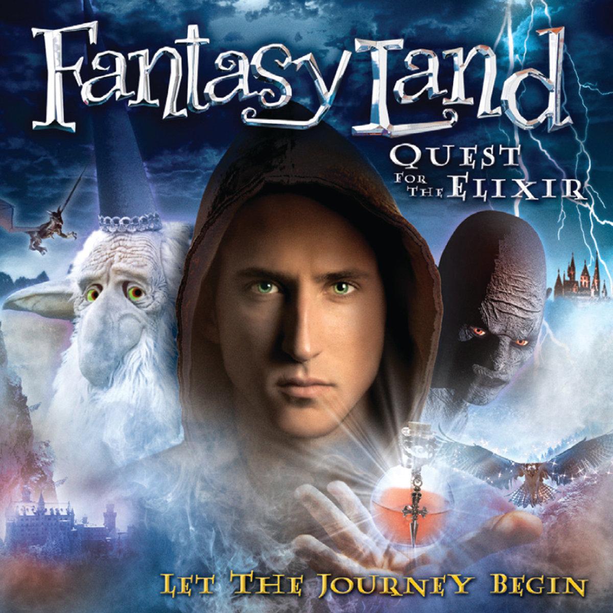 Fantasy Land: Quest for the Elixir