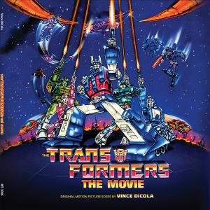 Transformers: The Movie Original Motion Picture Score, The. Лицевая сторона. Click to zoom.