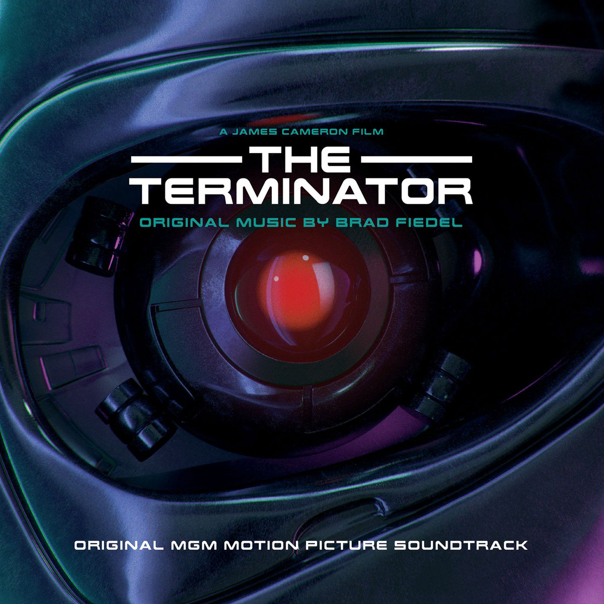 The Terminator Original Motion Picture Soundtrack