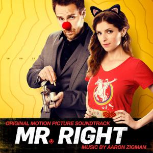 Mr. Right Original Motion Picture Soundtrack. Лицевая сторона. Click to zoom.