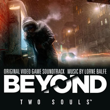 Beyond: Two Souls Original Video Game Soundtrack. Передняя обложка. Click to zoom.