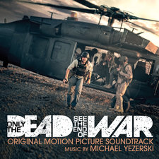 Only the Dead See the End of War Original Motion Picture Soundtrack. Передняя обложка. Click to zoom.