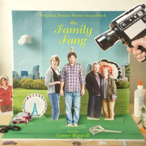 Family Fang Original Motion Picture Soundtrack, The. Лицевая сторона. Click to zoom.
