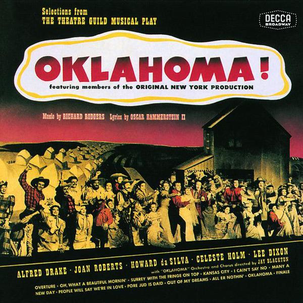 Oklahoma Original New York Cast Recording