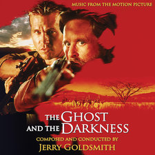 Ghost and the Darkness Expanded Original Motion Picture Soundtrack, The. Передняя обложка. Click to zoom.