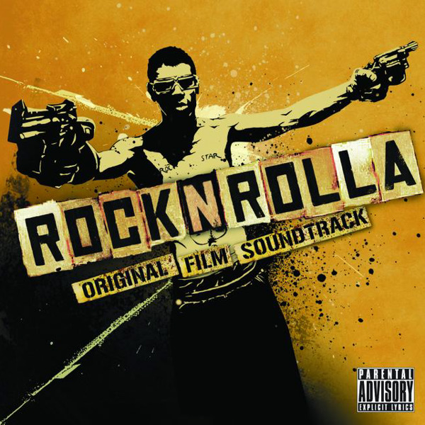 Rocknrolla Original Motion Picture Soundtrack. Передняя ...
