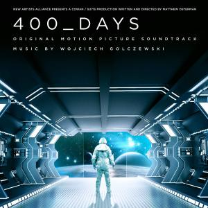 400 Days Original Motion Picture Soundtrack. Лицевая сторона. Click to zoom.