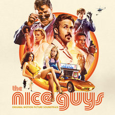Nice Guys Original Motion Picture Soundtrack, The. Передняя обложка. Click to zoom.