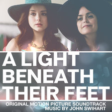 A Light Beneath Their Feet Original Motion Picture Soundtrack. Передняя обложка. Click to zoom.