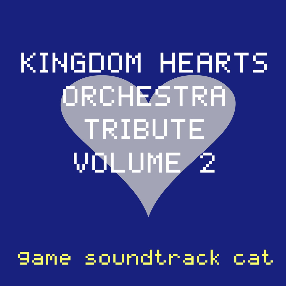 Kingdom Hearts Orchestra Tribute, Vol. 2. Soundtrack from ...