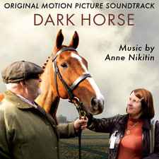 Dark Horse Original Motion Picture Soundtrack. Передняя обложка. Click to zoom.