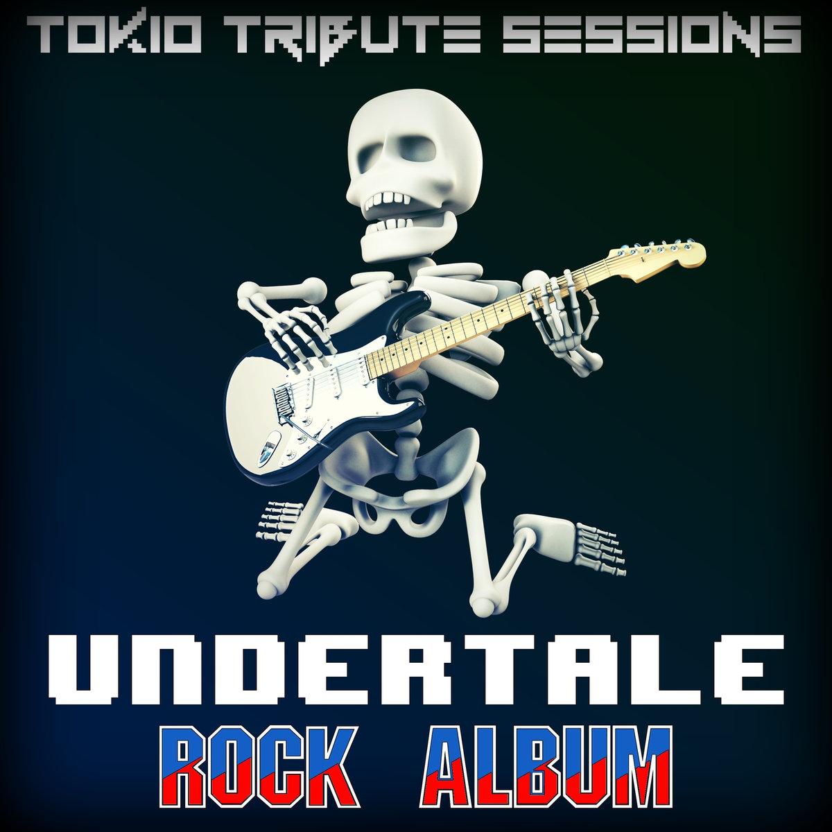 Undertale Rock Album From