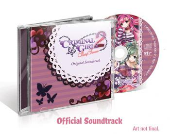 Criminal Girls 2: Party Favors Original Soundtrack. Advertisement. Click to zoom.