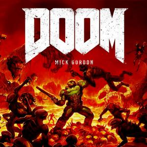 DOOM (2016) - Complete Video Game Score. Disk One. Click to zoom.