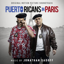 Puerto Ricans in Paris Original Motion Picture Soundtrack. Передняя обложка. Click to zoom.