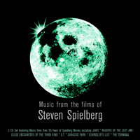 Music from the Films of Steven Spielberg. Передняя обложка. Click to zoom.
